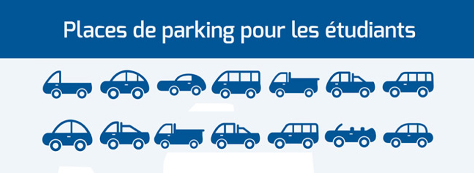 Réserver sa place de parking